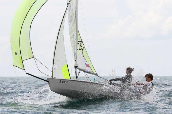 RS Feva | Steinlechner Bootswerft, Utting am Ammersee