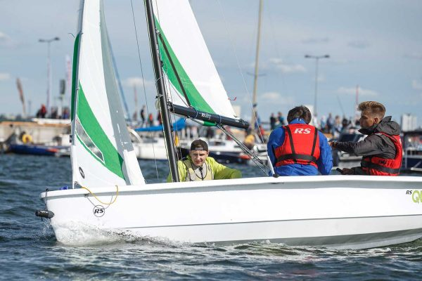 RS Quest | Steinlechner Bootswerft, Utting am Ammersee