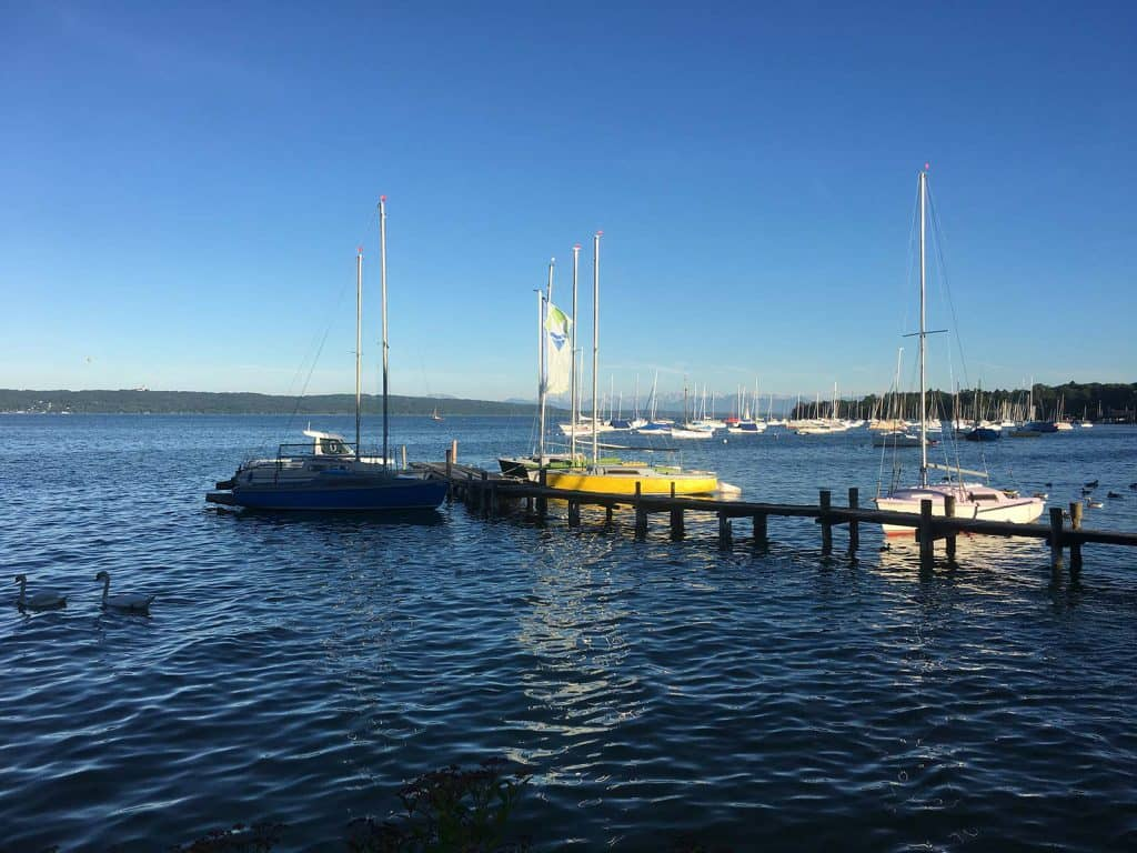 SUP Center | Steinlechner Bootswerft, Utting am Ammersee