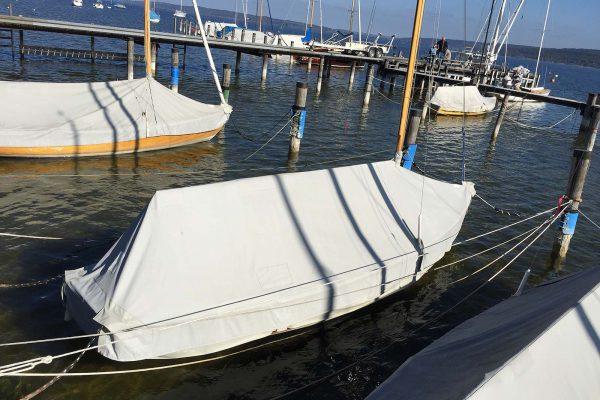 Segelmacherei | Steinlechner Bootswerft, Utting am Ammersee