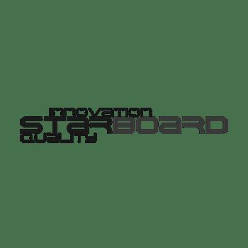 Starboard Logo | Steinlechner Bootswerft, Utting am Ammersee