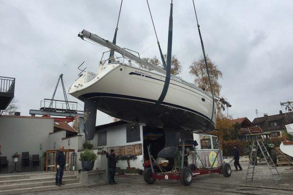 Werft | Steinlechner Bootswerft, Utting am Ammersee