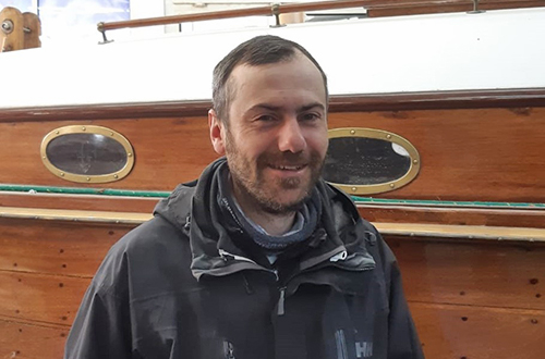Benjamin Weichsberger, Team | Steinlechner Bootswerft, Utting am Ammersee