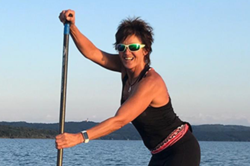 Erna Stangl, SUP-Trainerin | SUP-Center Ammersee